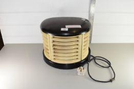 BAKELITE CASED VINTAGE ELECTRIC HEATER