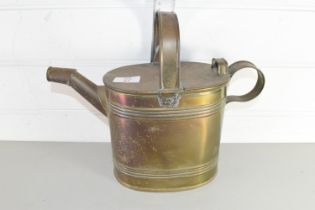 BRASS WATER CAN