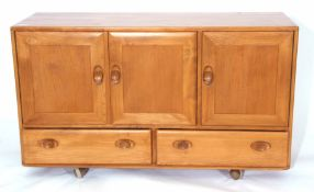 Ercol style sideboard