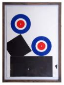 """AR Colin Self (born 1941), """"The Who, Tommy"""" (from The Odyssey Series)¦mixed media, signed, dated 2"""