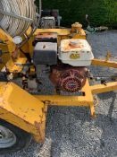 Cable puller trailer