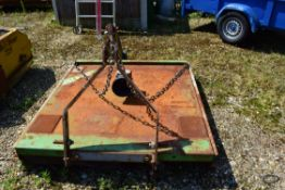 TRACTOR MOUNTED TOPPER
