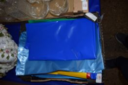 QTY OF PLASTIC ENVELOPES AND BAGS