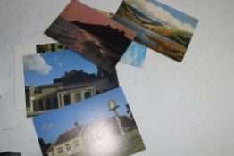 BOX OF VARIOUS POSTCARDS, VIEWS OF ENGLAND AND WALES