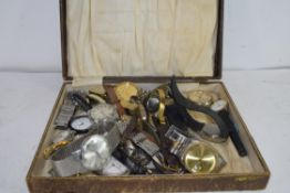 MIXED LOT: VARIOUS LADIES AND GENTS WRIST WATCHES