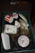 BOX OF MIXED WARES