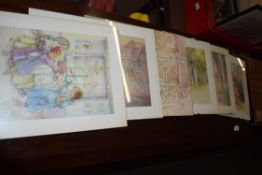 AFTER LISI MARTIN, A GROUP OF PRINTS OF CHILDREN