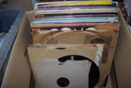 ONE BOX MIXED RECORDS