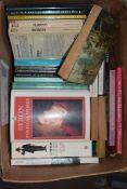 BOX OF PAPERBACK BOOKS