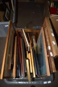 MIXED LOT - VARIOUS ASSORTED FRAMED PICTURES TO INCLUDE A RANGE OF CASH'S OF COVENTRY SILK