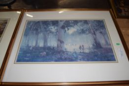 FRAMED PRINT AFTER W DOYLE AND ONE OTHER (2)