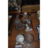 QTY OF VARIOUS HOUSEHOLD CERAMICS AND OTHER ITEMS INCLUDING ROYAL COMMEMORATIVE WARES ETC