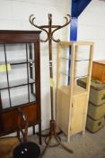 BENTWOOD COAT STAND, 90CM HIGH