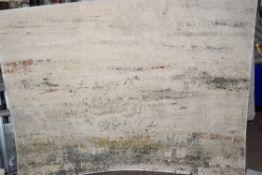 Premium low pile rug, 200 x 230cm