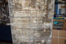 Mint rugs, Stella rug in grey, 80 x 150cm. RRP £143