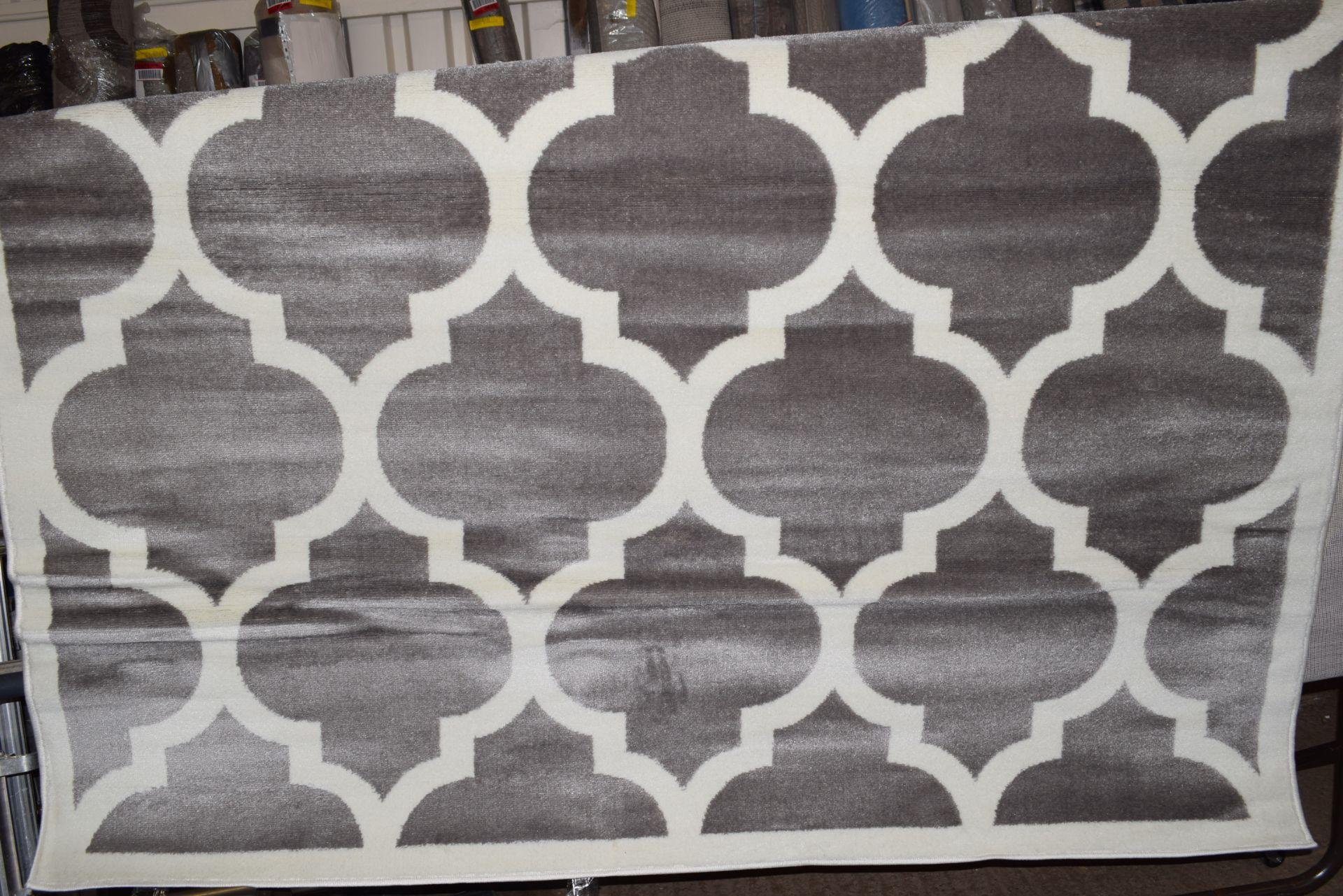 Paco Home Sinai grey rug, 200 x 280cm