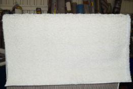Mercury Roe cream rug, 120 x 170cm. RRP £43.99