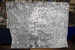 Wade Logan grey/beige rug, 120 x 170cm. RRP £127.99