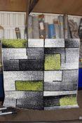 Mercury Roe McAllister rug, grey, RRP £87.99
