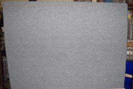 Andiamo flat weave rug in grey, 160 x 240cm RRP £52.99