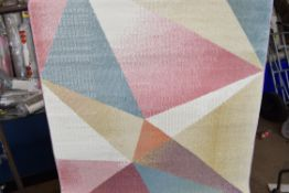 New Kosi multicoloured rug, 120 x 170cm