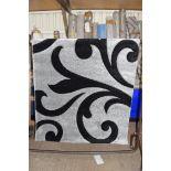 Charlie Grey rug, 120 x 170cm