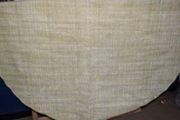 Sara cotton green rug