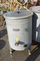 BURCO VINTAGE WATER BOILER