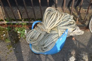 QTY OF ROPE