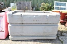 LARGE COAL/LOGS BUNKER FOR A SHOP DISPLAY/STORAGE, APPROX 185 WIDE