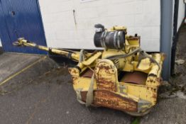 BOMAG TWIN ROLLER