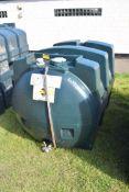 285gallon oil tank
