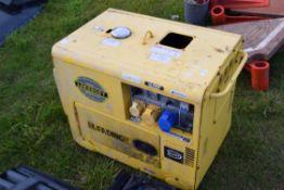 LDE6800T Diesel generator