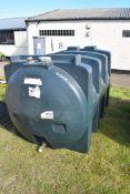 550gallon oil tank