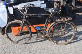 Vintage Raleigh chopper bike