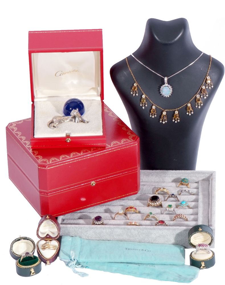 Two Day Jewellery Auction - Keys Fine Art Auctioneers