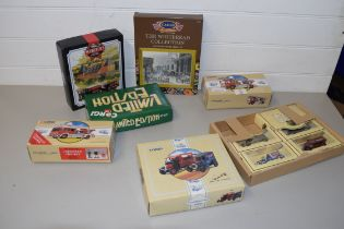 COLLECTION OF BOXED TOY VEHICLES TO INCLUDE CORGI CLASSICS, CORGI LIMITED EDITION, WEBSTERS BREWERY,