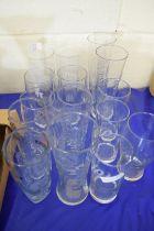 QTY OF PINT GLASSES