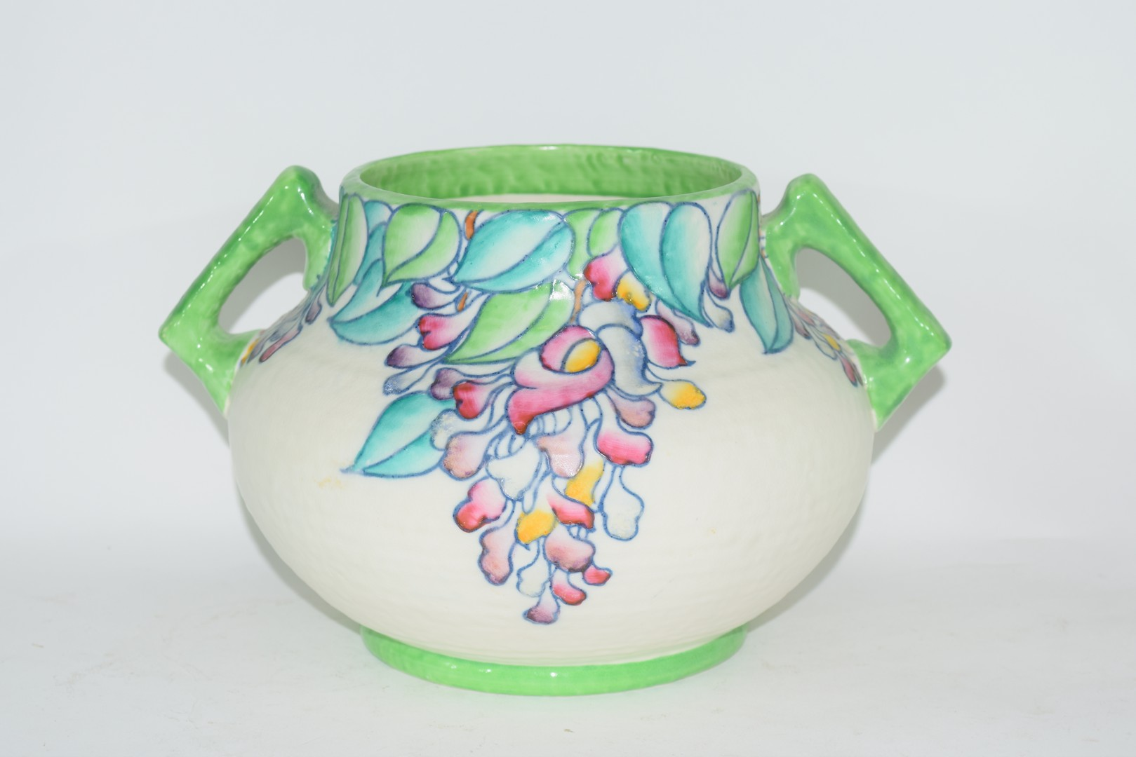 Charlotte Rhead vase pattern no 4954