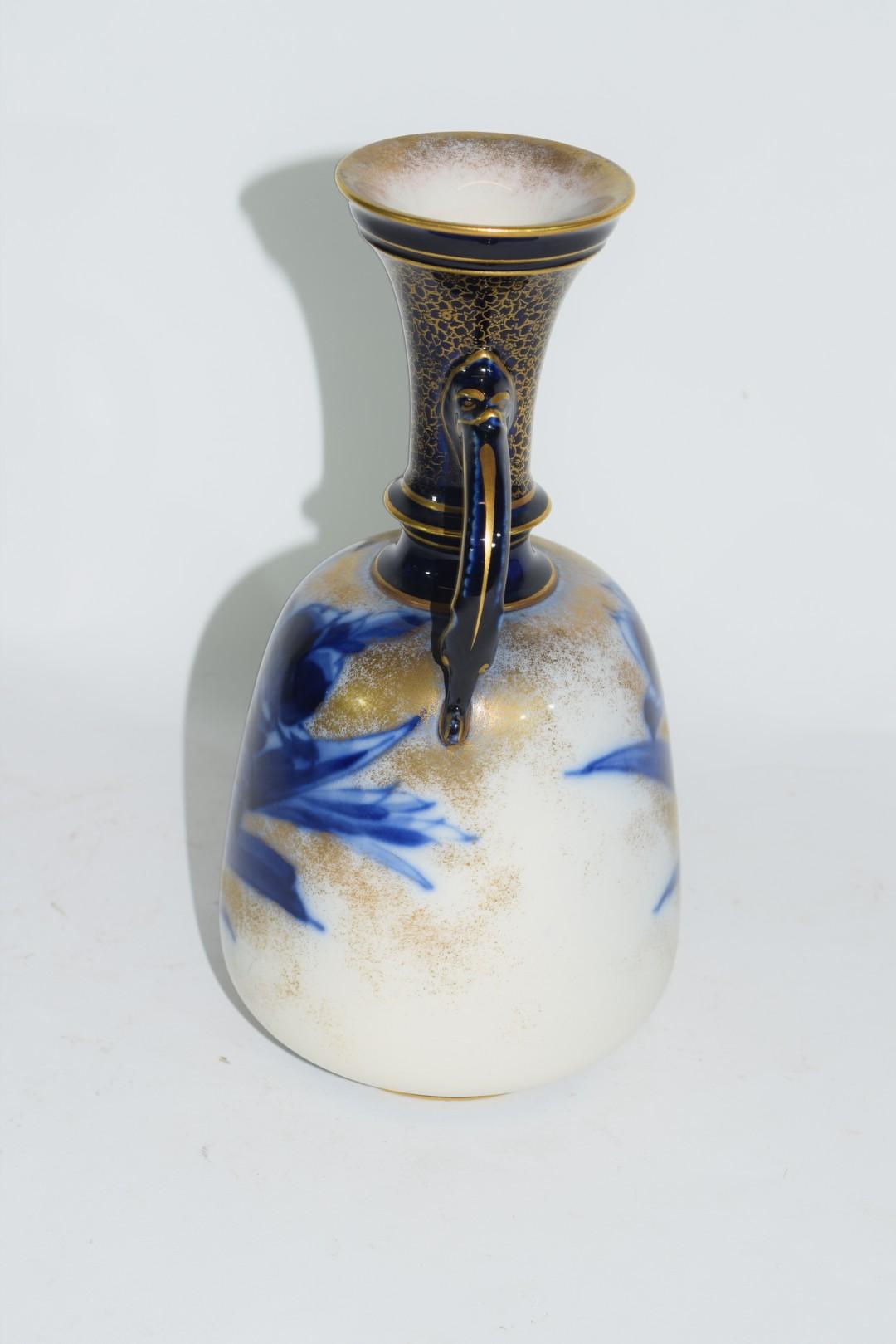 Late 19th century Doulton Burslem ware vase - Image 4 of 6