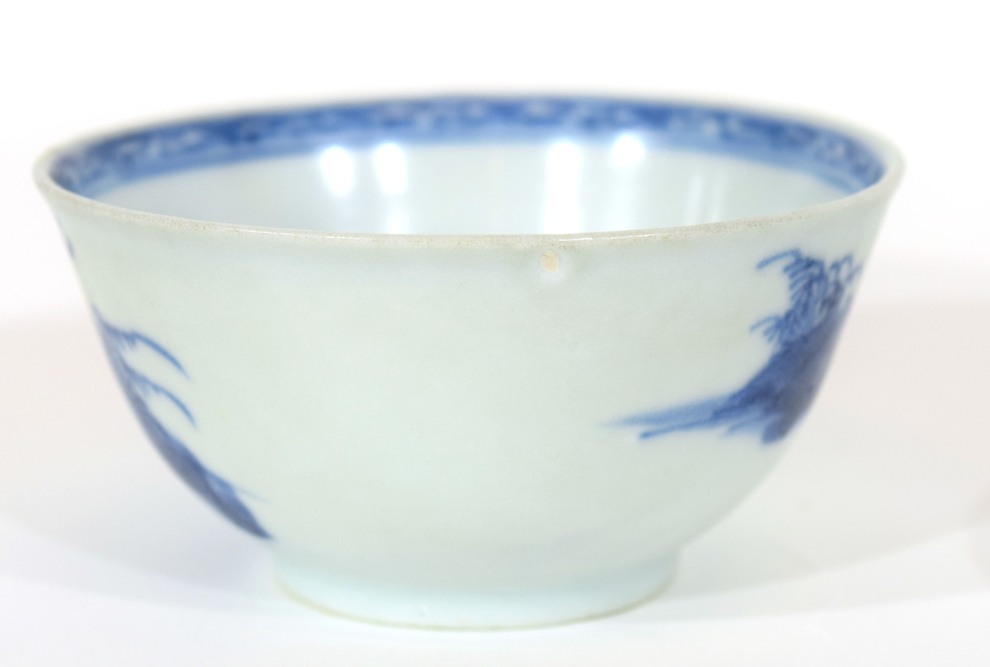 18th century Chinese porcelain Nanking Cargo tea bowl and saucer - Image 10 of 15