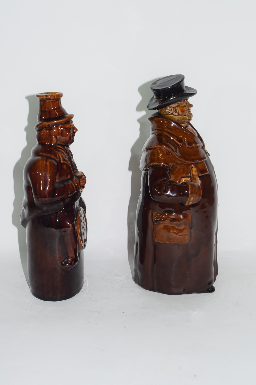 Royal Doulton Kingsware flask - Image 2 of 5