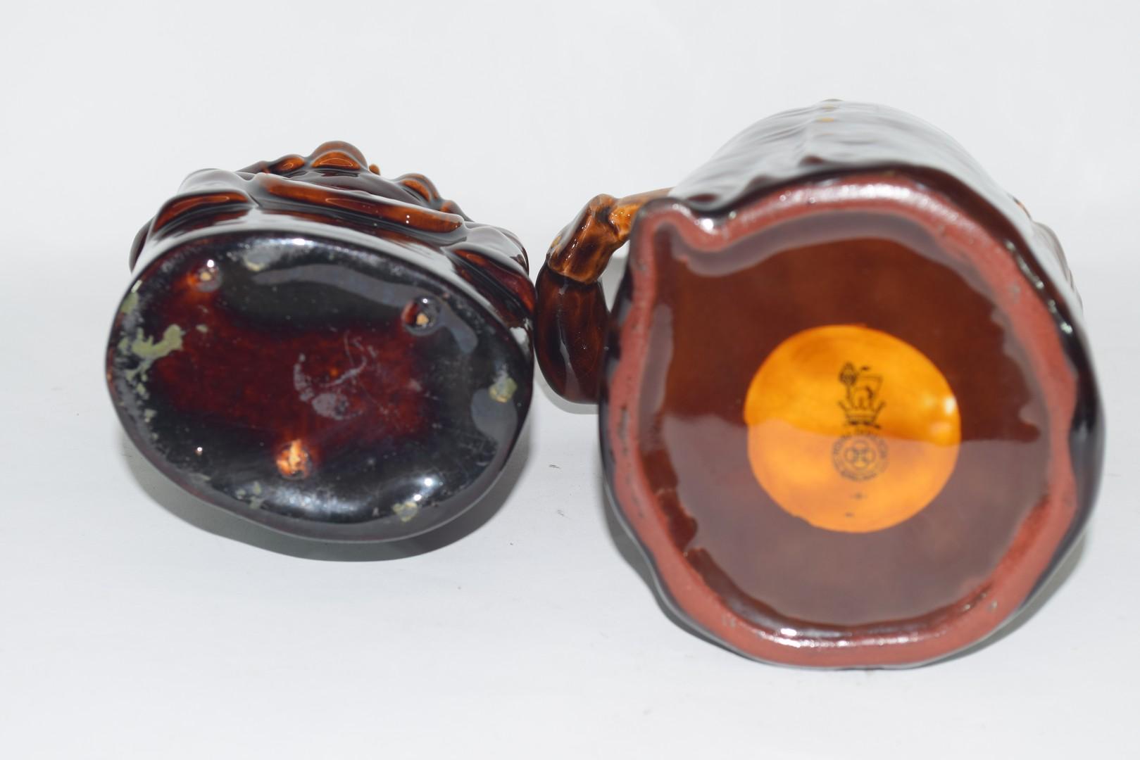 Royal Doulton Kingsware flask - Image 5 of 5