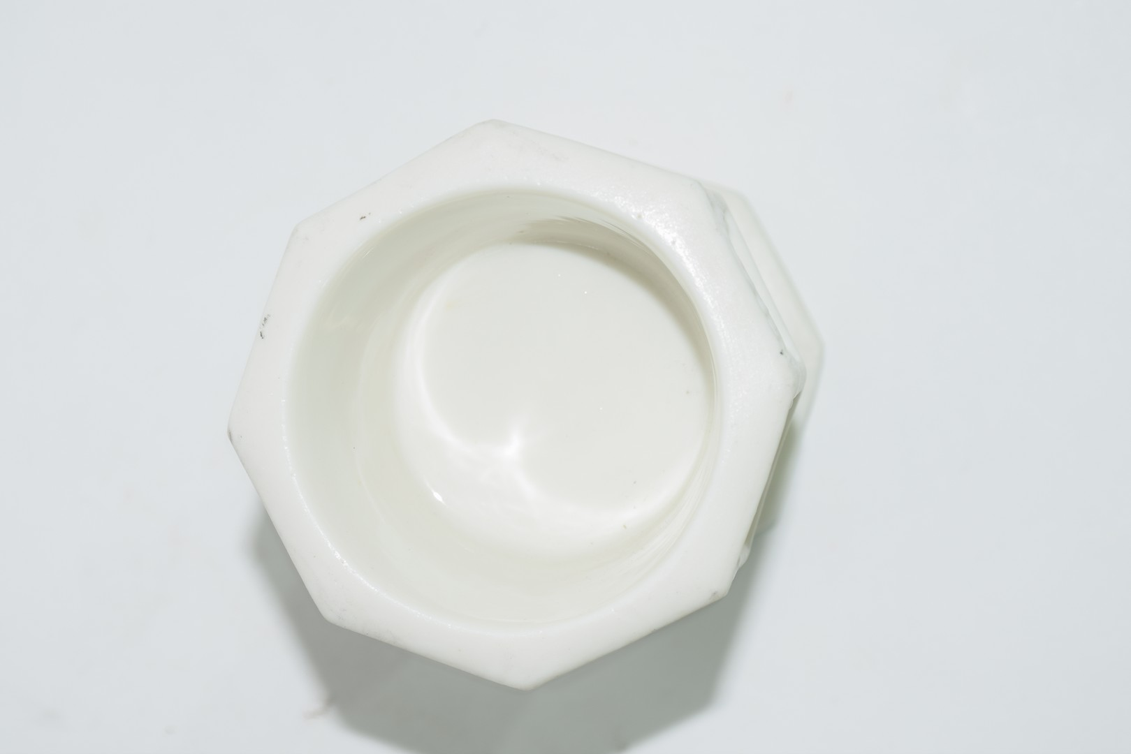 19th century Minton Parian ware model of a font - Image 5 of 7