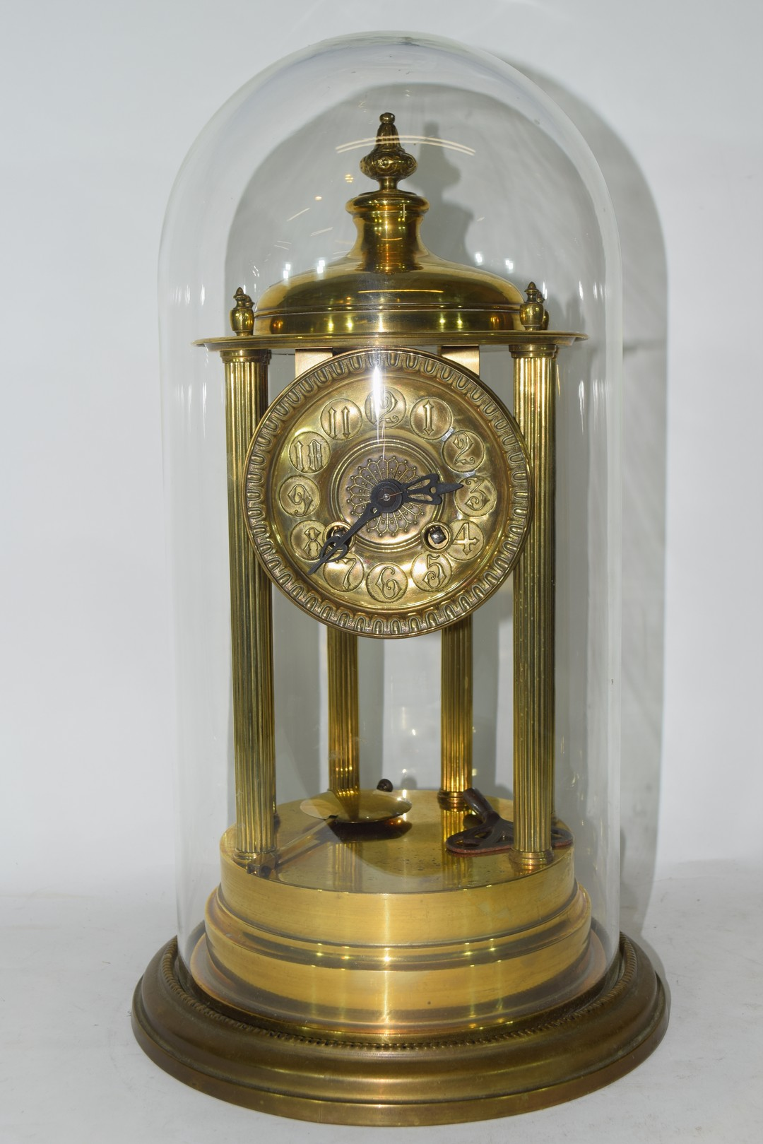 Late 19th/early 20th century French mantel clock