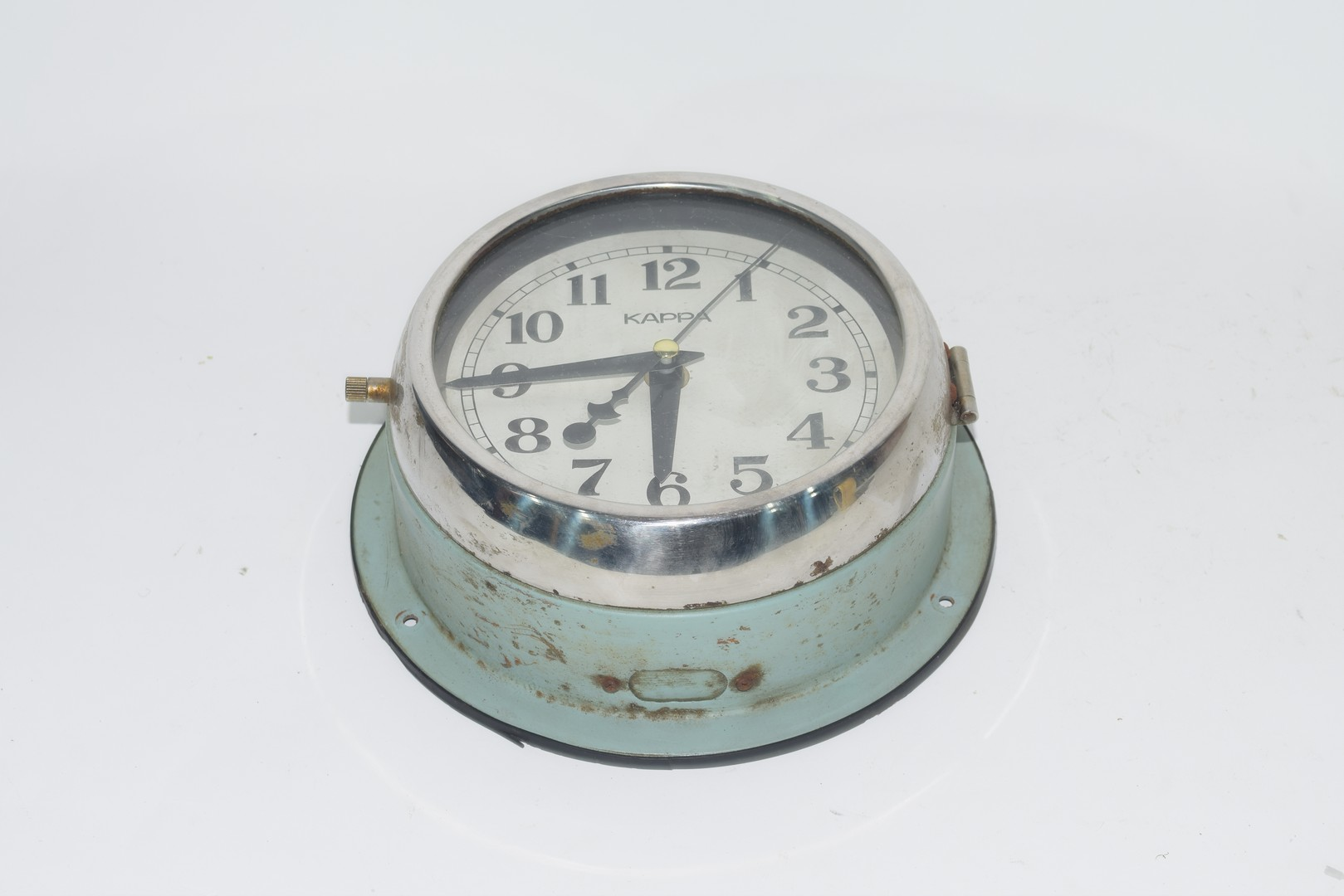 Large ship's clock