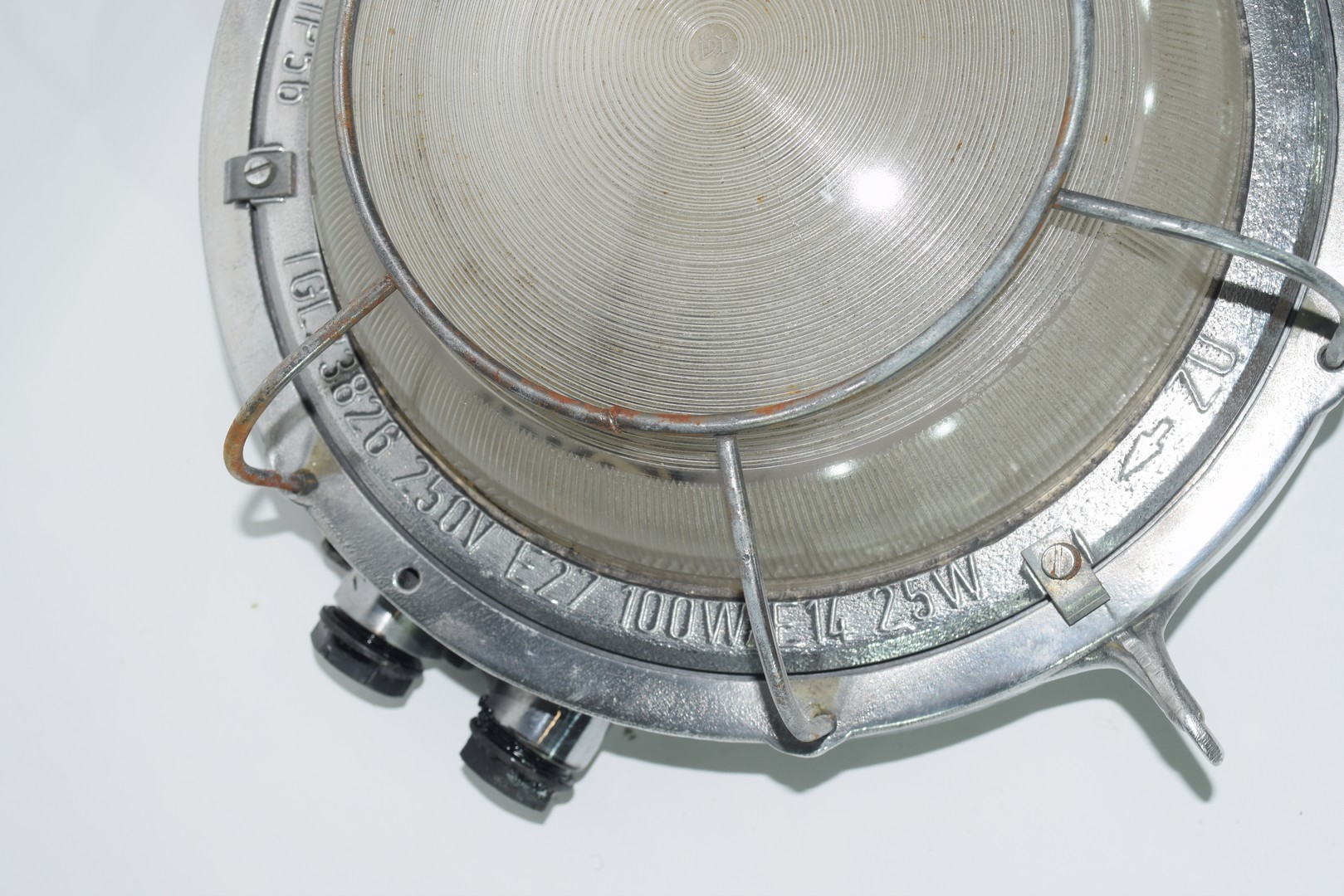 Pair of ship's lights - Image 5 of 6