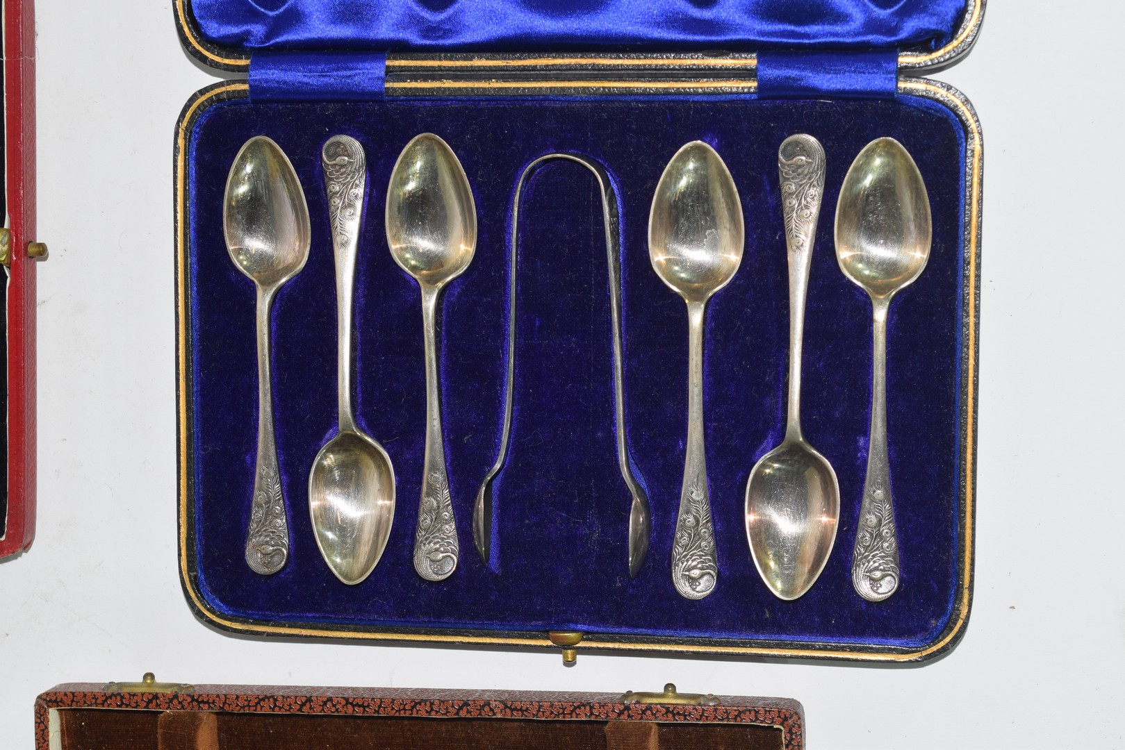 Quantity of silver plated cutlery - Image 4 of 6