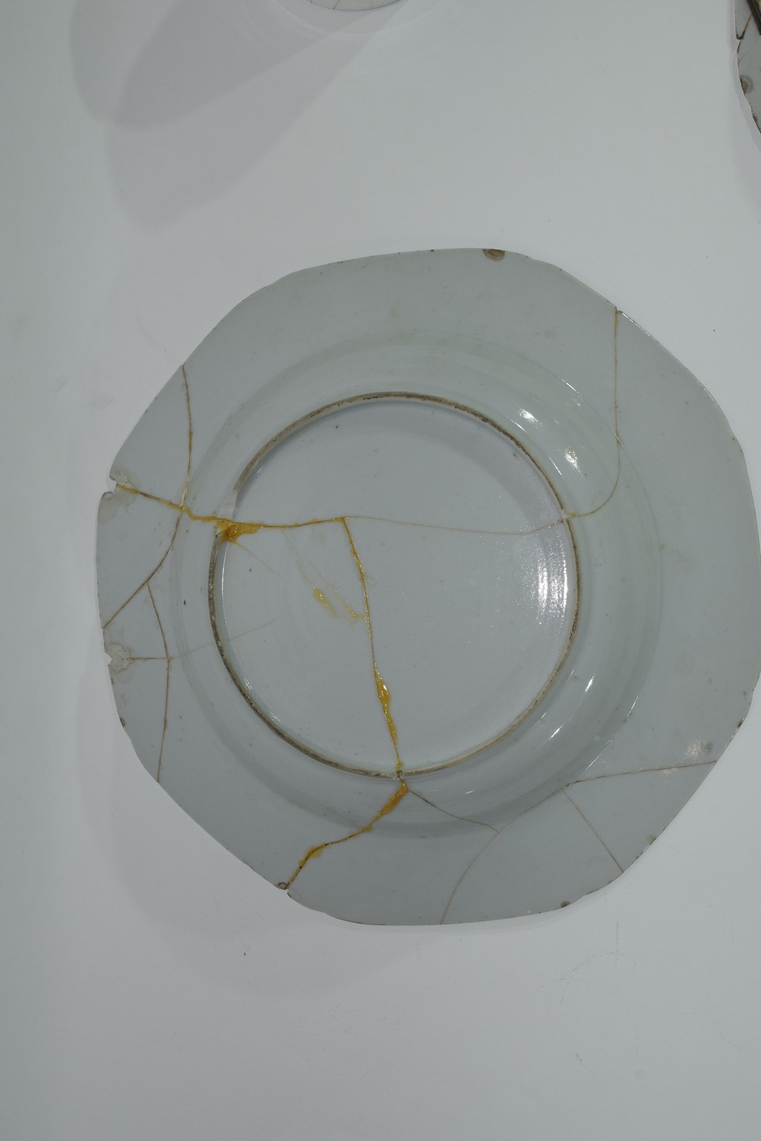 Group of Chinese export porcelain plates - Image 14 of 15
