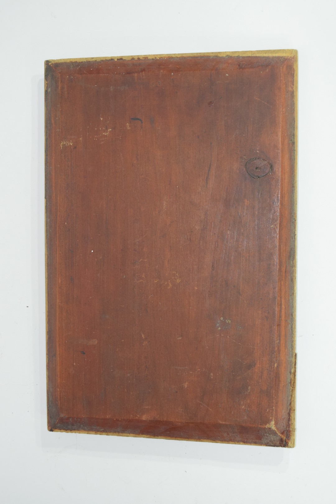 Group of seven Oriental wooden panels - Image 11 of 16